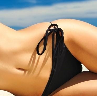 Depilación de Bikini o abdomen